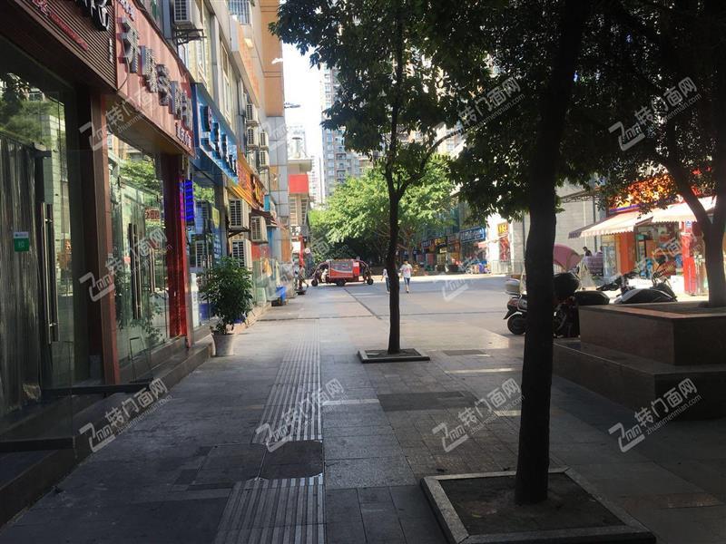 大渡口步行街商圈40平盈利餐饮酒楼临街门面转让z