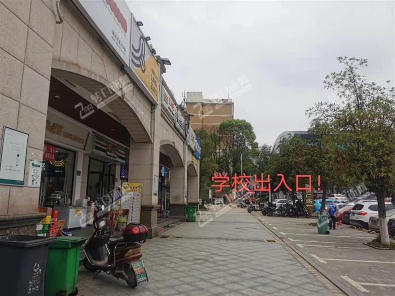 急转涉外经济学院出入口60平米临街旺铺